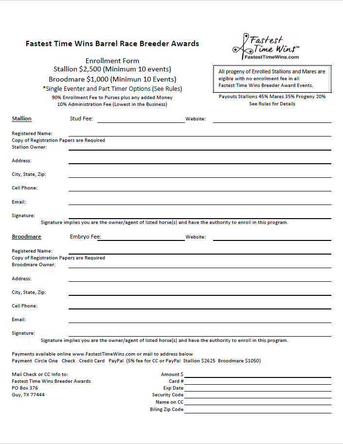 FTW_Enrollment-Form